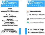 Car Hire Mysore Coorg Ooty Waynad Banglore Smartwaytravels 9449339033