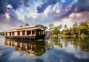 8 Nights 9 Days Cochin Munnar Thekkady Houseboat Kerala Tour Packages